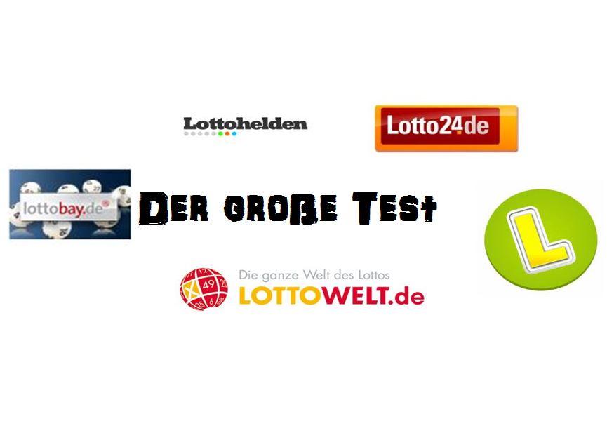 Lotto App Test